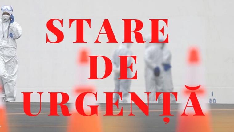 Nelu Tătaru: Se impune starea de urgență dacă vor fi 10.000 de cazuri de infectări în 3-4 zile, la nivelul țării