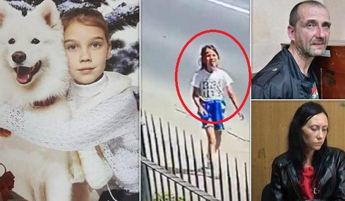 Vika a fugită de acasă, după o ceartă a părinților, însă a sfârșit tragic! A fost răpită de pe trotuar, abuzată și ucisă de un cuplu
