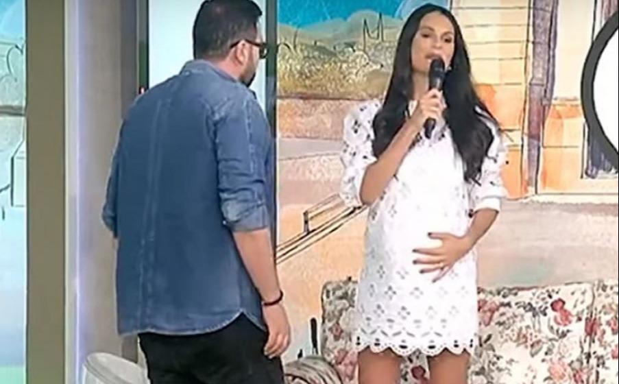 Anca Serea, însărcinată a șaptea oară!? Anunțul făcut de vedetă