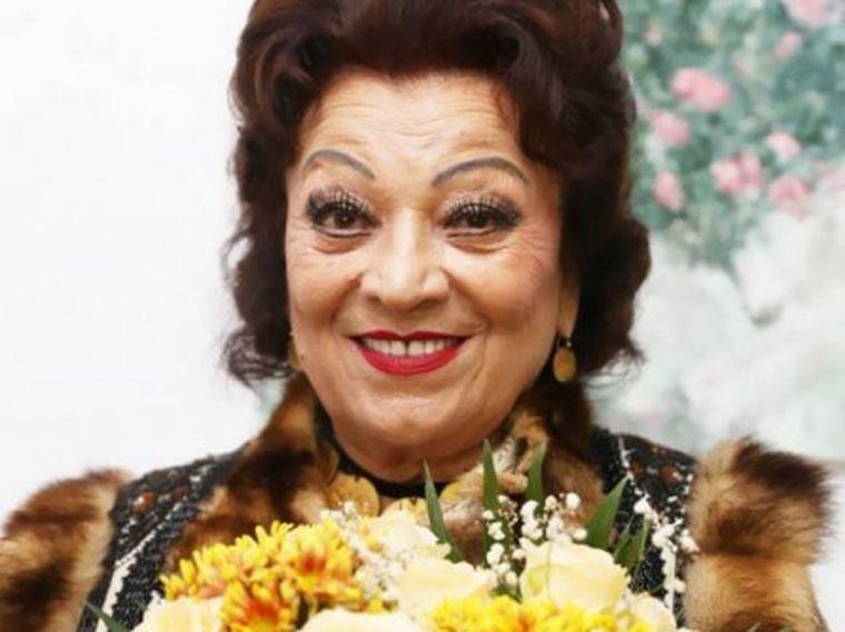 Maria Ciobanu și-a pierdut memoria după un AVC. Momente de coșmar pentru solistă
