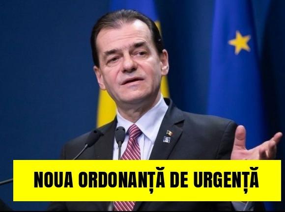 Schimbări majore! Noua Ordonanță de urgență a fost adoptată de Guvernul și a intrat în vigoare