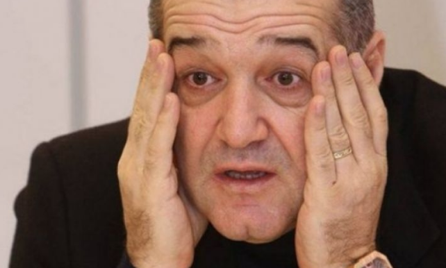 """Gigi Becali, bătut într-un hotel. Scene umilitoare: """"Cu mine nu merge cu bodyguarzii lui"""""""