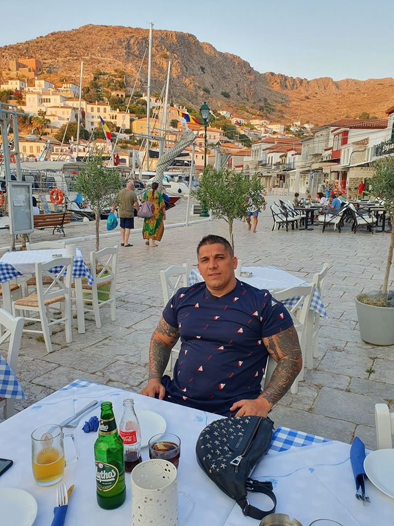 Adrian Corduneanu a fugit din țară! Interlopul a anunțat că se duce la muncă în Italia FOTO