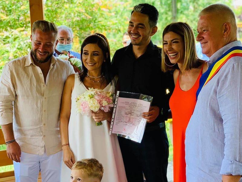 Sora Ilincai Vandici s-a măritat!