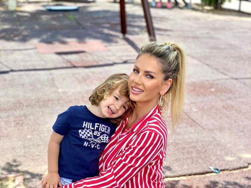 Andreea Bănică, despre cum este să fii mamă de baiat! Mesajul emoționant transmis de vedetă