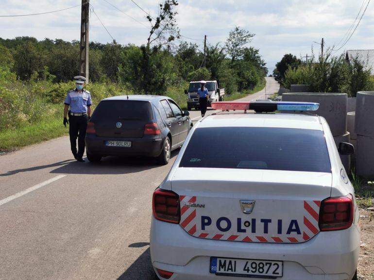 Ordinul prin care  comuna din Prahova a fost carantinată, atacat în Instanță