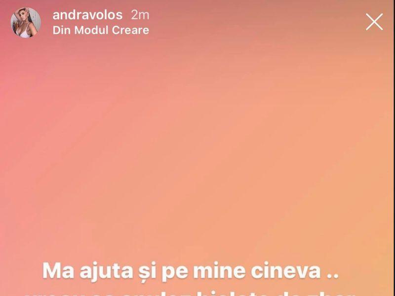 """Despărțirea momentului marca Puterea Dragostei! Andra Voloș și Bogdan Mocanu și-au spus adio: """"Gata cu telenovela"""""""