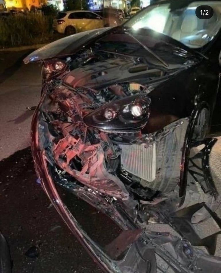 Bogdan Mocanu, accident grav în stațiunea Mamaia! Fostul concurent Puterea Dragostei este rănit, iar mașina lui este făcută praf