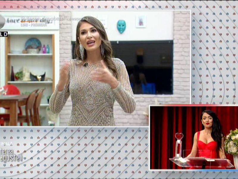 Andreea Mantea și-a anunțat plecarea! Transmisiune cu noua prezentatoare Puterea dragostei, Cristina Mihaela: