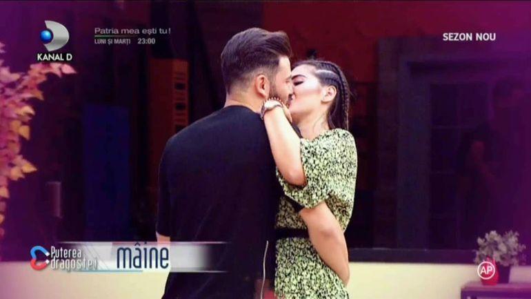 """Puterea dragostei 28 iulie: Se lasă cu săruturi din a doua zi! Două cupluri sunt pe cale să se formeze deja: """"Putem să spunem că avem..."""""""