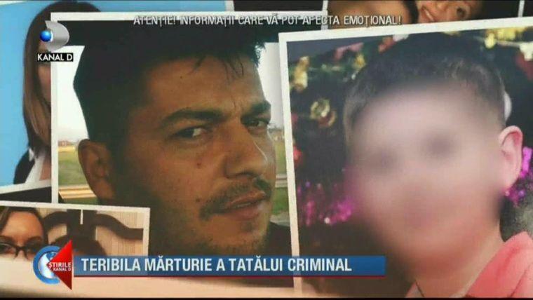 """Mărturia macabră a tatălui care și-a omorât propriul copil de 8 ani. Niciun copil nu merită așa ceva: """"L-am întrebat pe Ghiorgh dacă vrea să mergem să..."""""""
