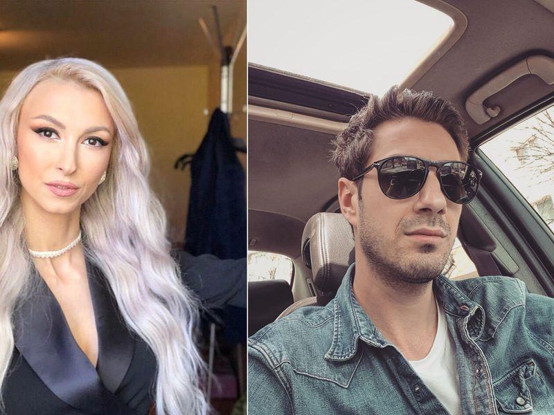 """Ce a făcut Andreea Bălan la o zi după ce și-a oficializat relația cu Tiberiu Argint? """"Sunt..."""""""