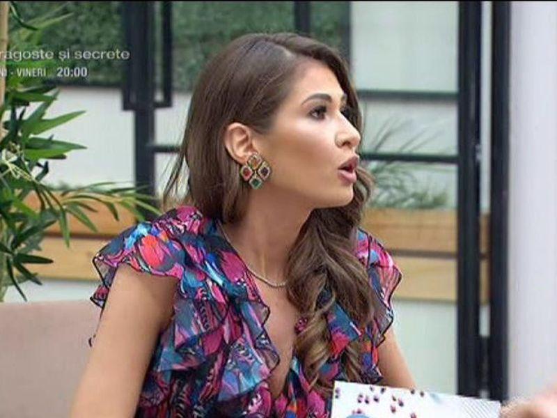 Cristina Mihaela, enervată de concurentele de la Puterea dragostei