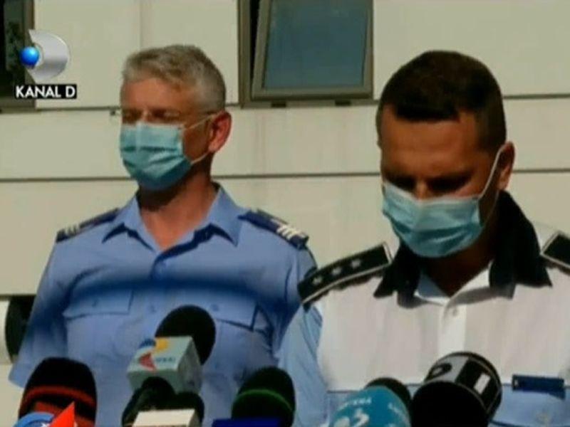 Poliția Capitalei, reacție după acuzațiile asupra morții lui Emi Pian