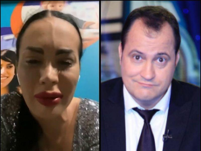 Bianca Pop îi declară război lui Șerban Huidu: Tu ești un criminal!
