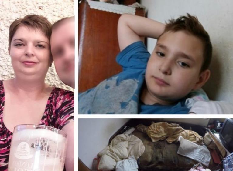 Valentin, băiatul din Dej mâncat de viermi, a murit! Ipoteză șocantă a medicilor! Ce se va întâmpla cu mama lui