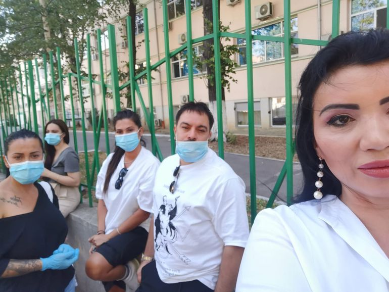 """""""Nu știm ce experimente fac pe el""""! Mesajul teribil al surorii lui Florin Salam, după ce fratele lor a ajuns la Terapie Intensivă, infectat cu noul coronavirus"""