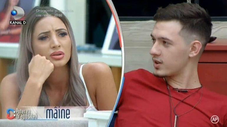 """Puterea dragostei 11 august. Nicos și Alexandra au pus capăt relației? """"Totul se încheie aici!"""""""