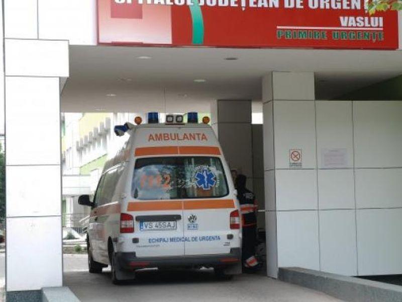 """Managerul Spitalului din Vaslui, transferat cu elicopterul la """"Matei Balș"""" în capitală! Ana Rinder a fost infectată cu COVID-19, după ce fiul a fost contact cu grupul adus de la mare de ISU"""