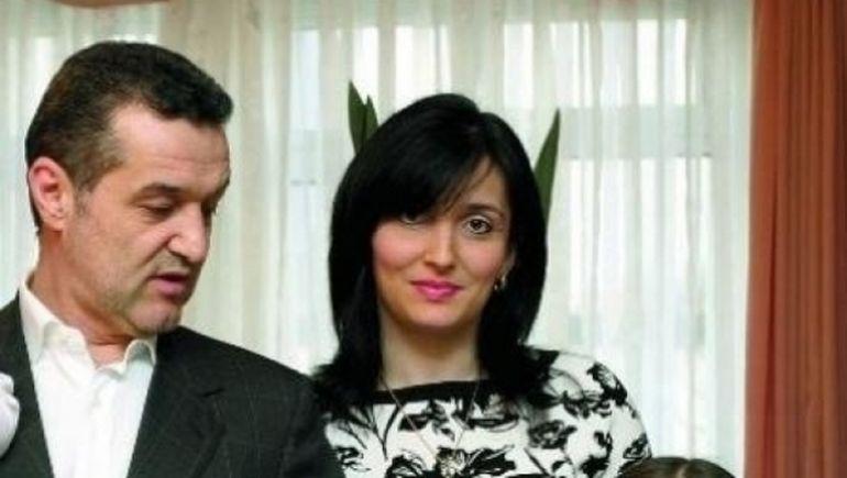 Gigi Becali și Luminița, poveste de iubire de 30 de ani! Sunt veri și au fost căsătoriți de familie