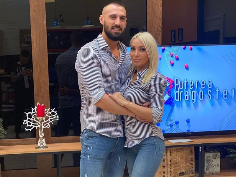 Andreea Pirui și Marius