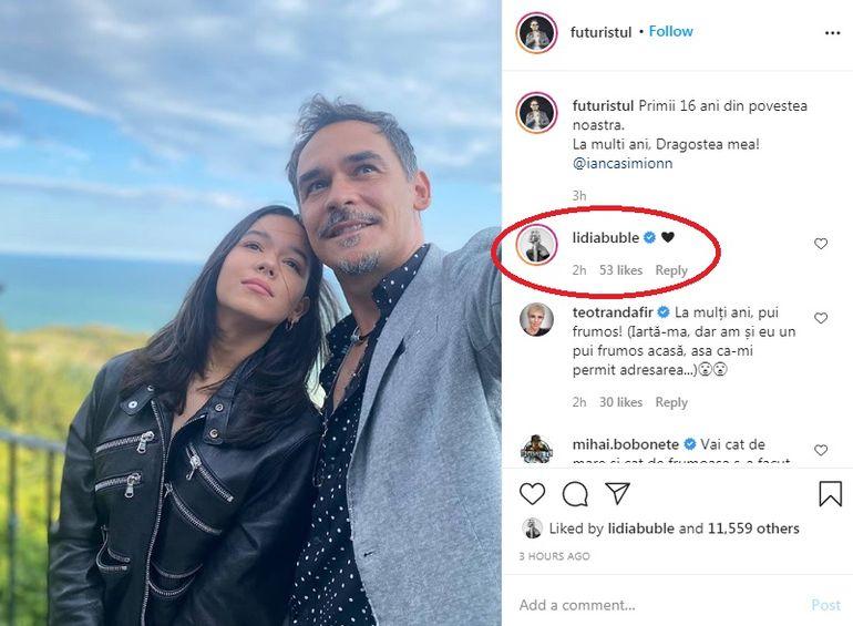Există oare împăcare între Lidia Buble și Răzvan Simion? Detaliul care i-a dat de gol