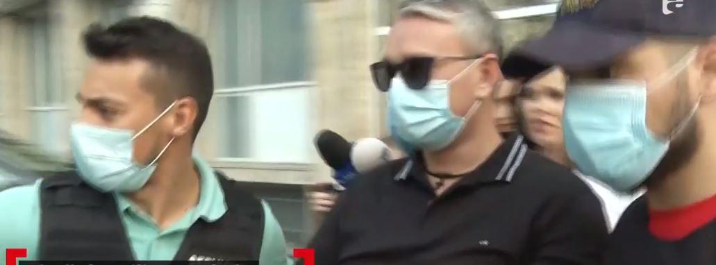 Mihai Bizu, milionarul care a încercat să-și înece soția, arestat preventiv