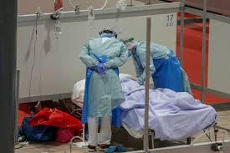 """REVOLTĂTOR O familie nu-și poate recupera bolnavul mort de COVID-19 din spital. Actele defunctului, de negăsit: """"Fără bulentin nu putem lua cadavrul"""""""
