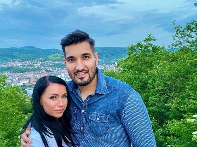 Soția lui Nadir Tamuz, model de videochat