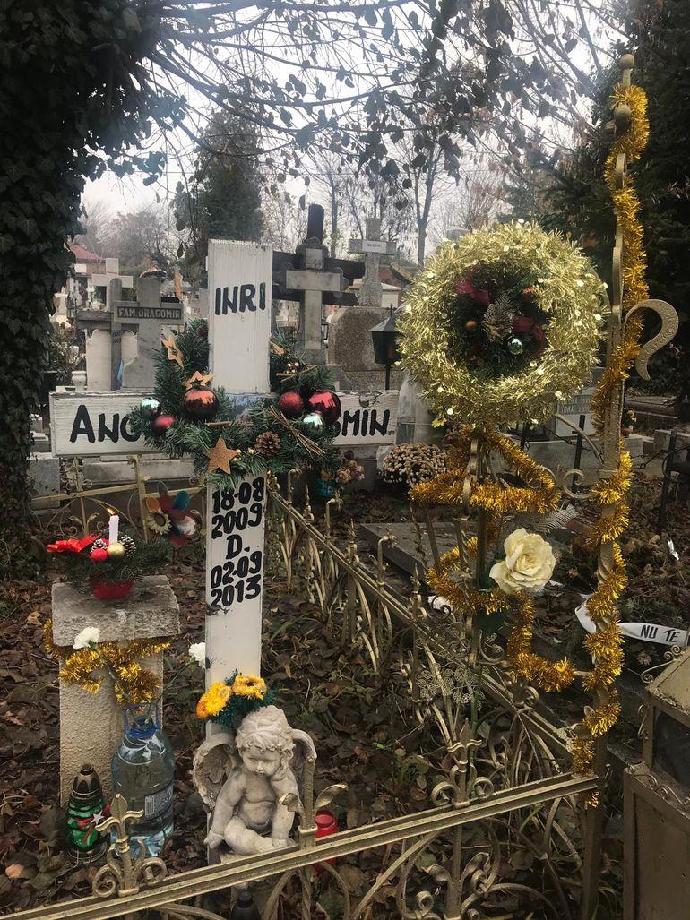 Mesajul plin de lacrimi al Andreei Anghel! Cel mai emoționant video făcut în memoria băiețelului ucis de câini! Azi ar fi fost ziua lui de naștere
