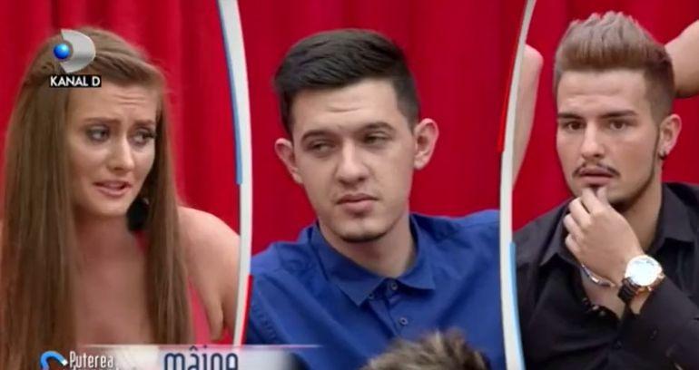 """Puterea Dragostei, 23 august: are loc un schimb de replici șocant în cadrul emisiunii: """"Eu cred că voi o să aveți un copil!"""""""