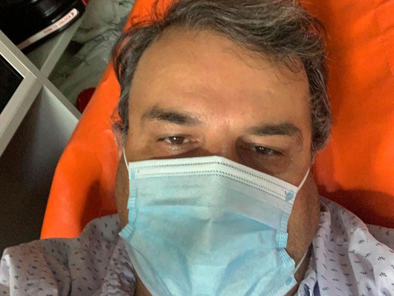 Lucian Mîndruță va fi operat de urgență