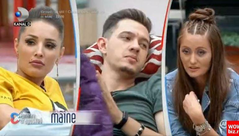 """Puterea Dragostei 29 August: Cristian și Mariana, la cuțite: """"Deja am renunțat la Mariana"""""""