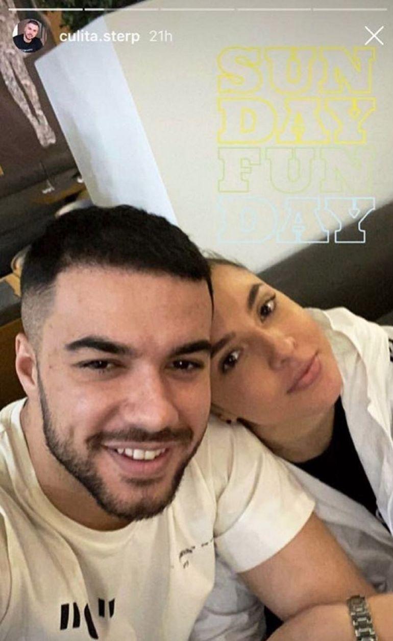 """Culiță Sterp și noua iubită, reproșuri în public! Cum au fost filmați: """"Parcă ești debil!"""" VIDEO"""