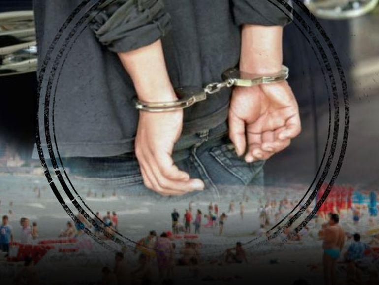 VIDEO | Militarul pedofil de la mare, cercetat în arest! Oamenii legii nu au destule dovezi împotriva lui