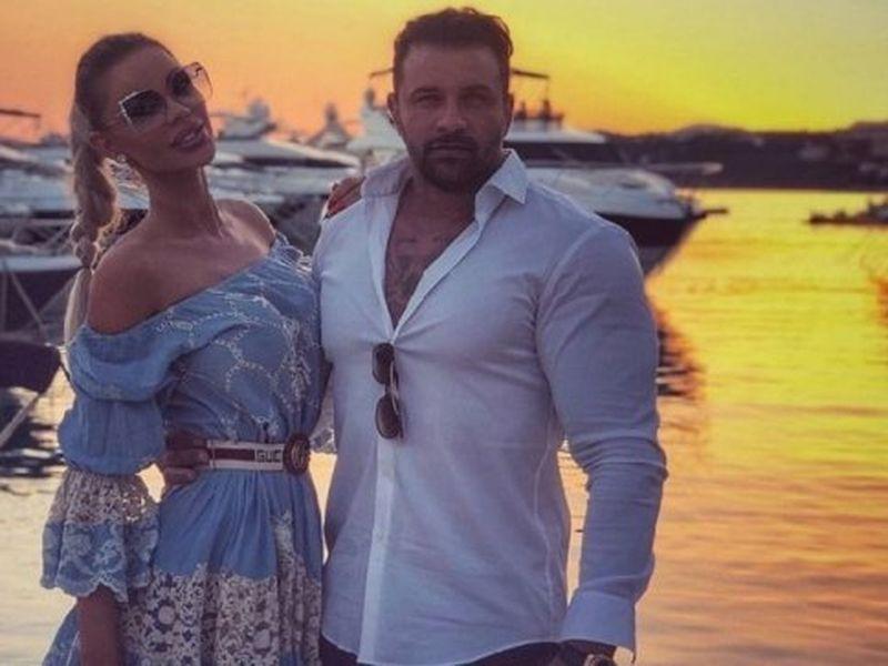 Bianca Drăgușanu și Alex Bodi
