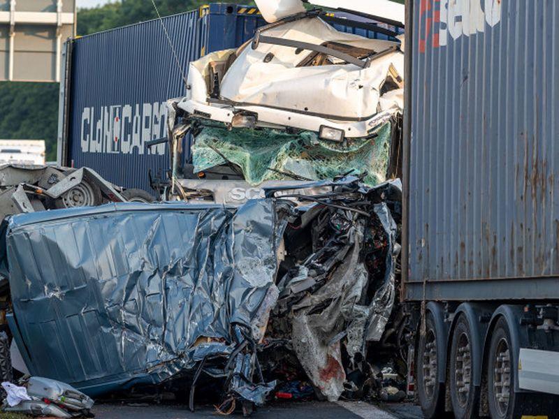 Tragedie pe o autostradă din Germania