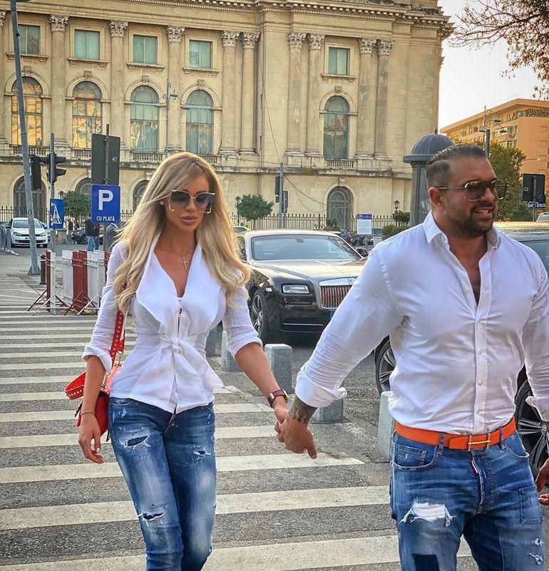 """Bianca Drăgușanu și Alex Bodi și-au negociat """"la sânge"""" împăcarea. Ce pretenții a avut afaceristul"""