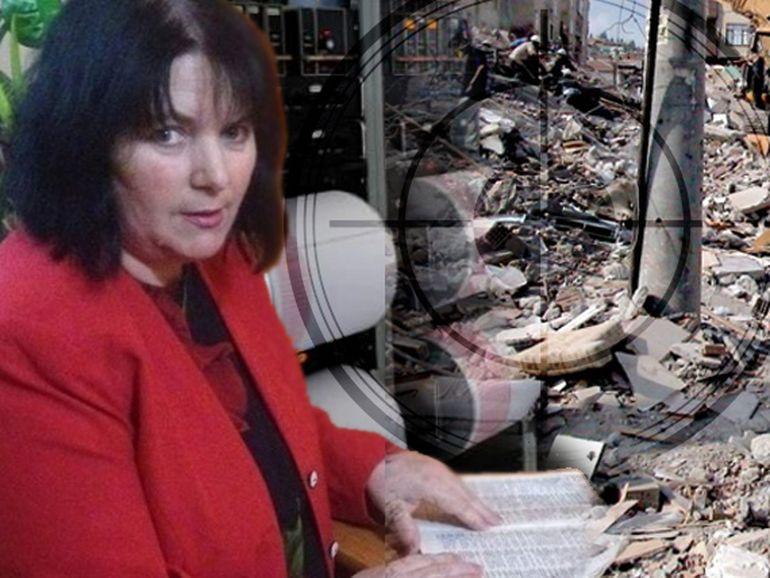 """Maria Ghiorghiu, previziune sumbră: """"Un cutremur intens"""""""