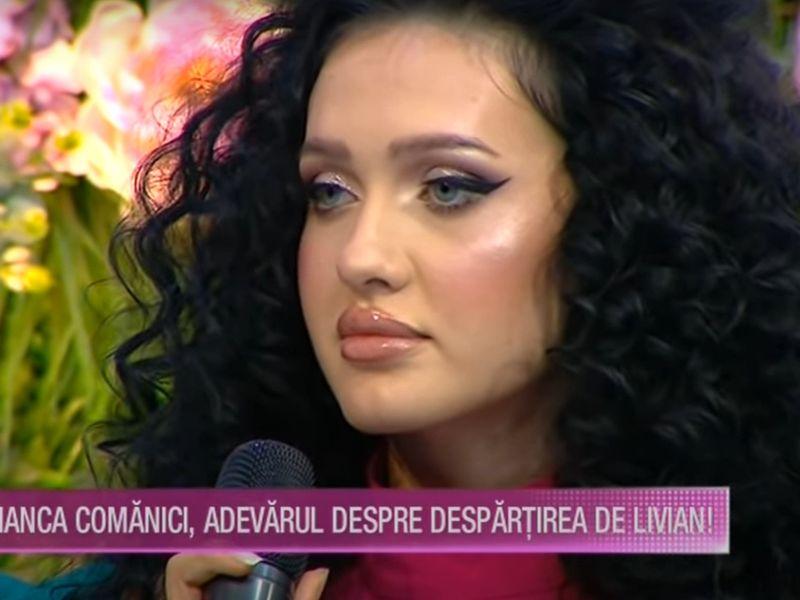Bianca Comănici la Teo Show