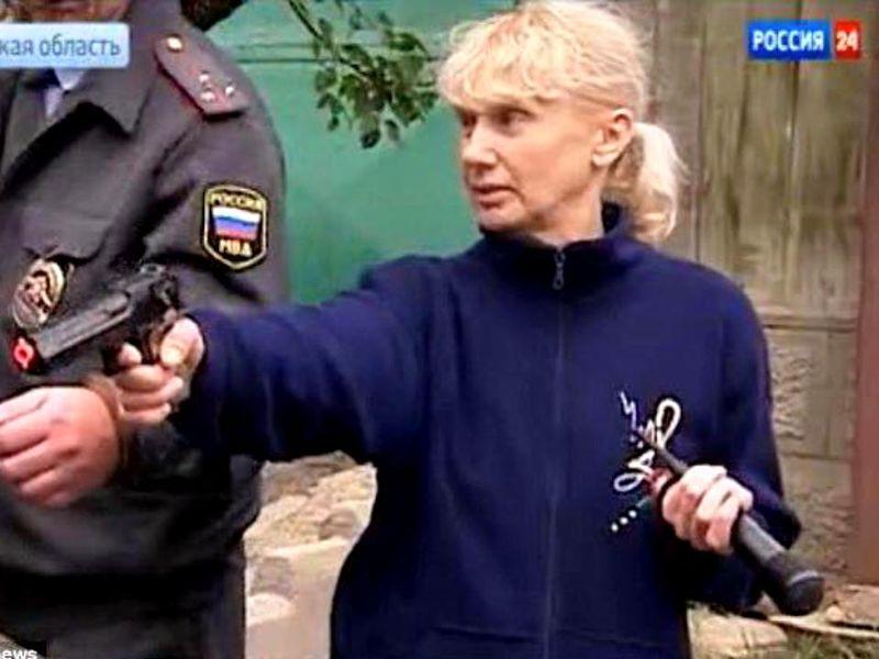 Inessa Tarverdieva, din educatore, o criminală de temut
