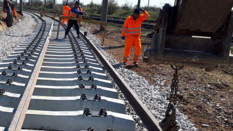 Noi detalii despre calea ferată Gara de Nord-Otopeni! Anunțul făcut de Ministrul Transporturilor