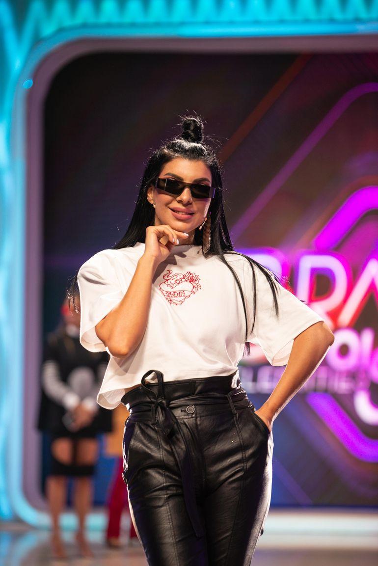 Bravo, ai stil Celebrities: Andreea Tonciu, pusa la punct de Maurice Munteanu
