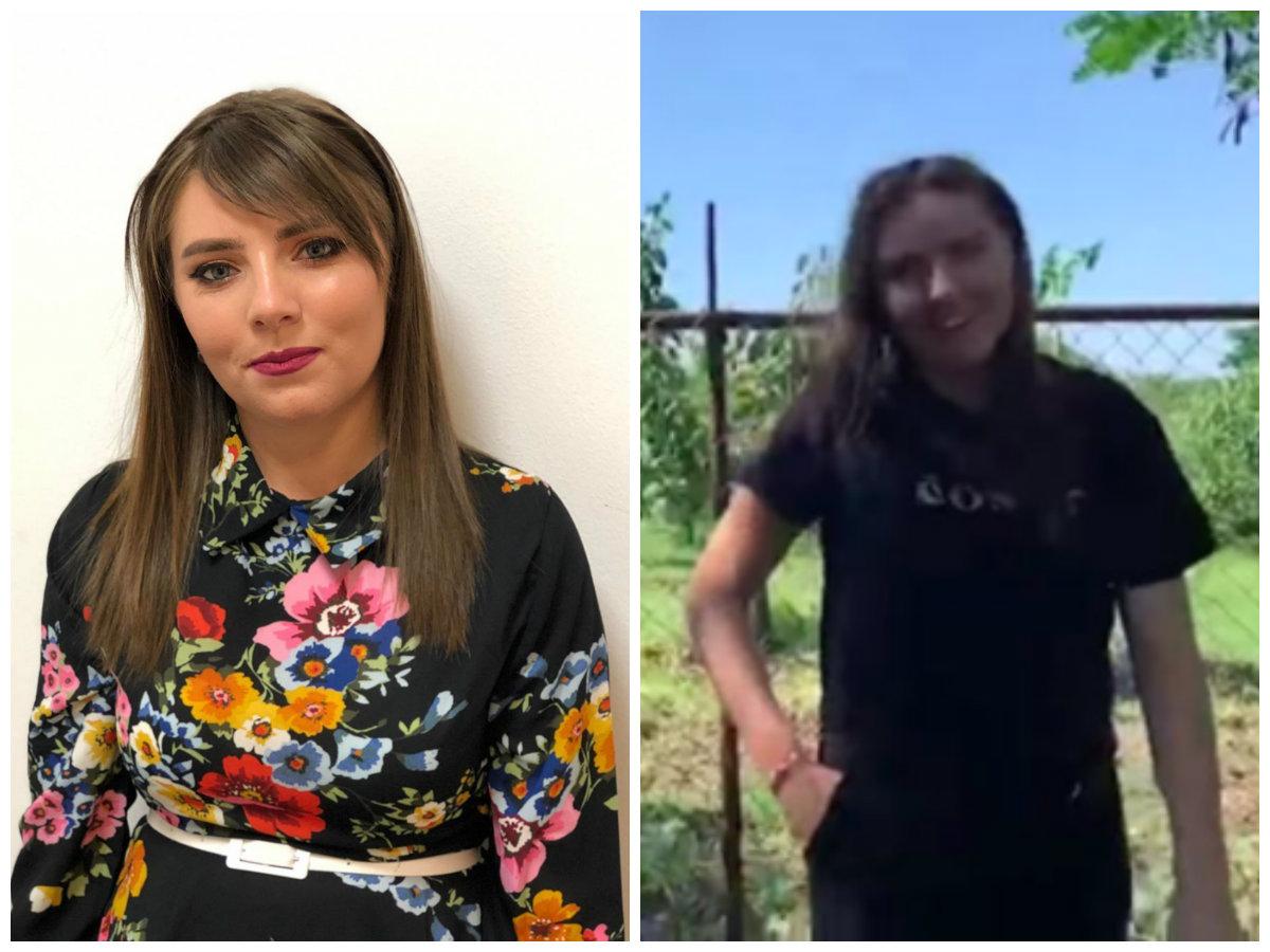 Veronica Stegaru s-a întors la Blăgești! Soția lui Viorel Stegaru a renunțat la viața de televiziune pentru a face asta