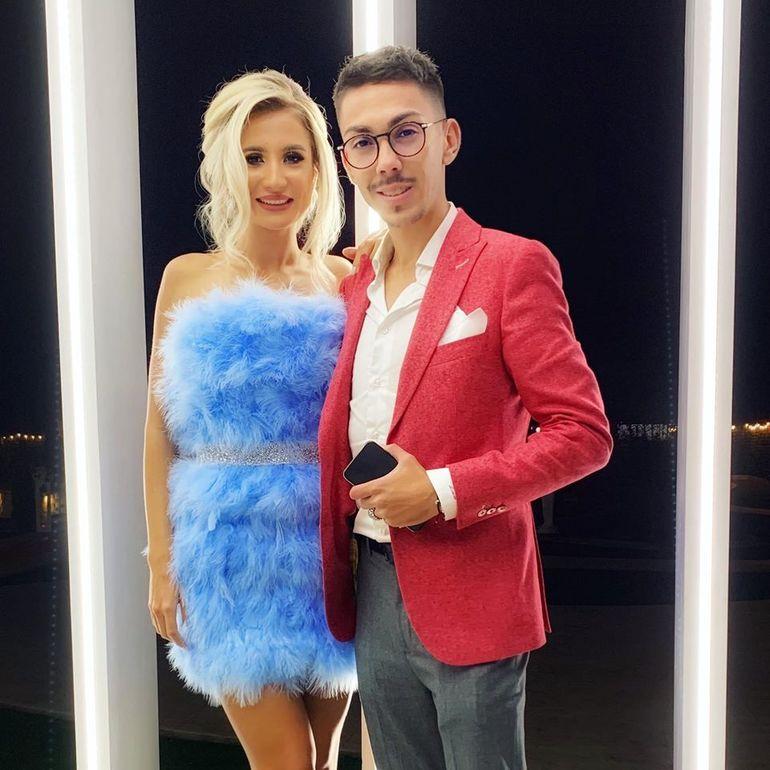 """Armin Nicoară și Claudia Puican, lună de miere! """"Dacă tot am ratat căsătoria, măcar asta să facem"""""""
