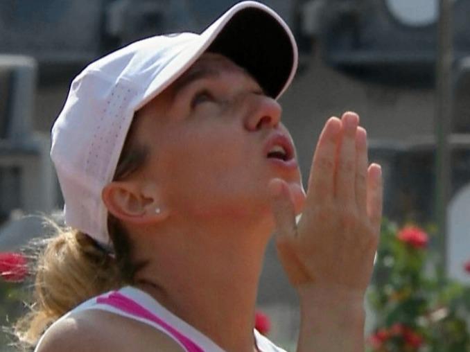 Simona Halep s-a calificat în finala de la Roma! Cu cine se luptă pentru trofeu