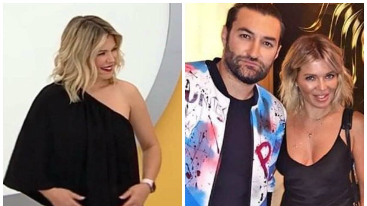 Gina Pistol, primele imagini cu burtica de gravidă. Gestul făcut de vedetă  nu mai lasă loc de îndoieli FOTO - WOWBiz