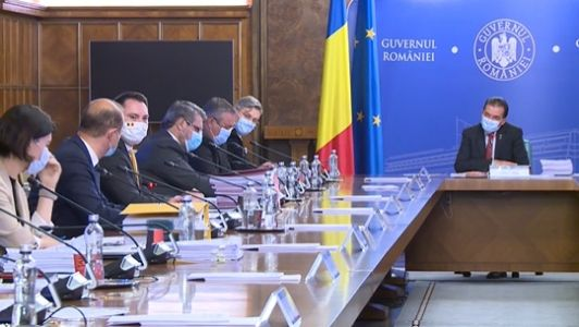 Se introduce starea de calamitate! Anunțul făcut de Ludovic Orban în ședința de Guvern