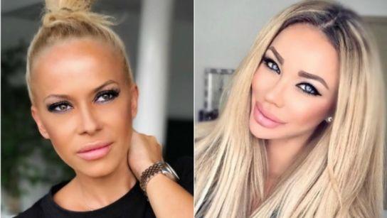 """Bianca Drăgușanu o desființează public pe Anda Adam. Blondina o jignește fără perdea pe fosta iubită a lui Victor Slav: """"Este ponei în comparație cu mine"""""""