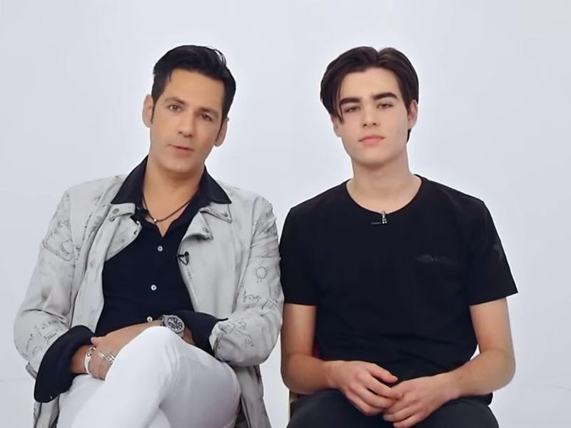 Ștefan Bănică Jr și fiul lui